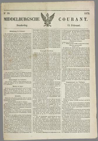 Middelburgsche Courant 1872-02-15