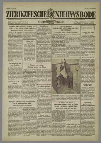 Zierikzeesche Nieuwsbode 1958-06-10