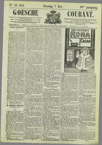 Goessche Courant 1912-05-07