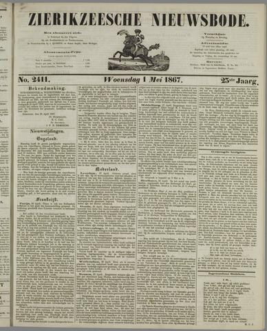 Zierikzeesche Nieuwsbode 1867-05-01