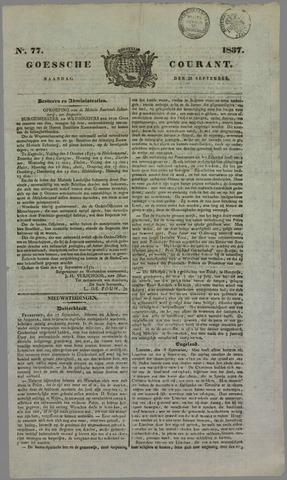 Goessche Courant 1837-09-25