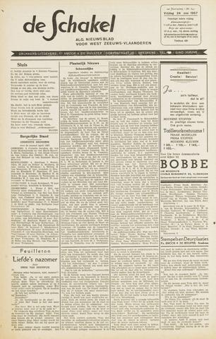 De Schakel 1957-05-24