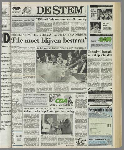 de Stem 1989-09-06