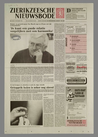 Zierikzeesche Nieuwsbode 1993-12-10