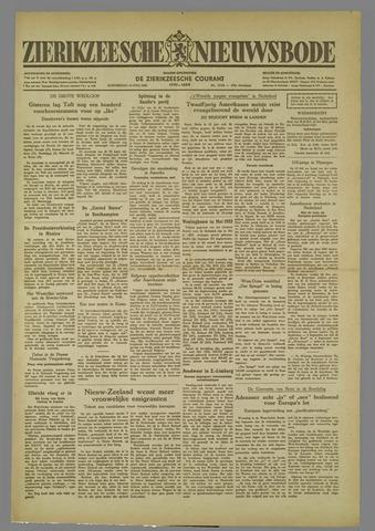 Zierikzeesche Nieuwsbode 1952-07-10