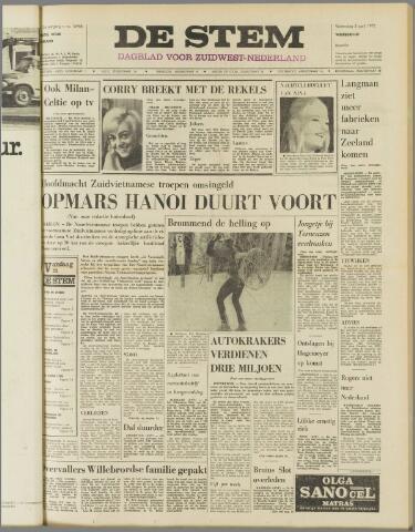 de Stem 1972-04-05