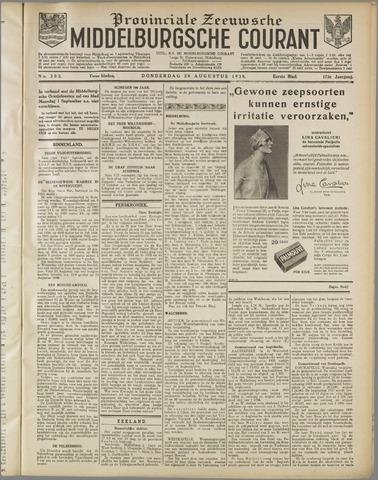 Middelburgsche Courant 1930-08-28