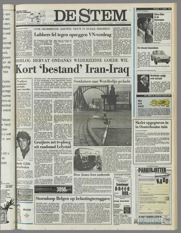 de Stem 1988-03-11