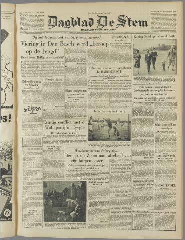 de Stem 1952-09-29