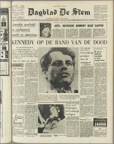 de Stem 1968-06-06