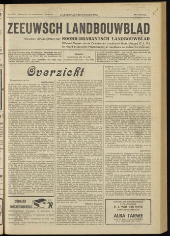 Zeeuwsch landbouwblad ... ZLM land- en tuinbouwblad 1952-09-06