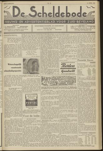 Scheldebode 1960-04-16