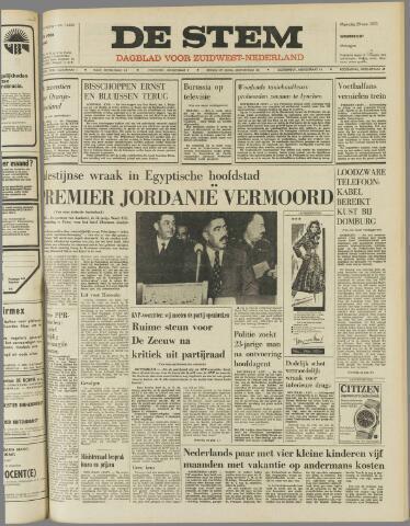 de Stem 1971-11-29