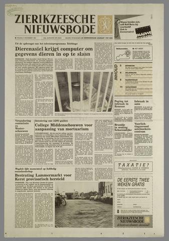 Zierikzeesche Nieuwsbode 1991-12-06