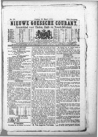 Nieuwe Goessche Courant 1876-03-28