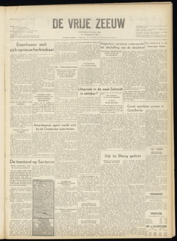 de Vrije Zeeuw 1956-07-11