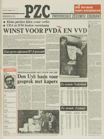 Provinciale Zeeuwse Courant 1977-05-26