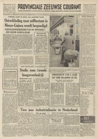 Provinciale Zeeuwse Courant 1960-06-18