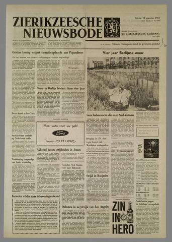 Zierikzeesche Nieuwsbode 1965-08-13