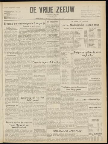 de Vrije Zeeuw 1954-07-17
