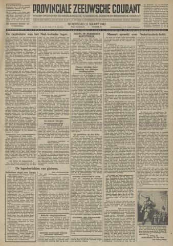 Provinciale Zeeuwse Courant 1942-03-11