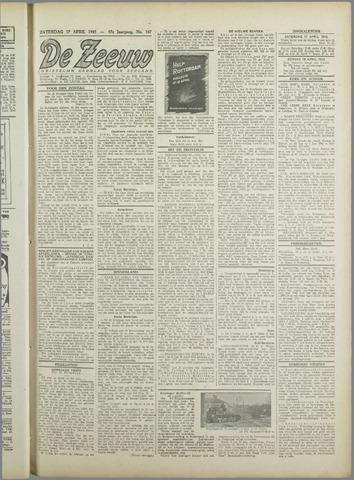 De Zeeuw. Christelijk-historisch nieuwsblad voor Zeeland 1943-04-17