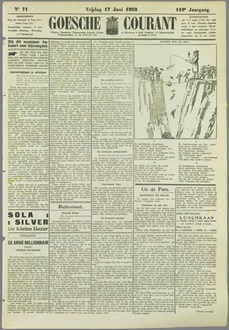 Goessche Courant 1932-06-17