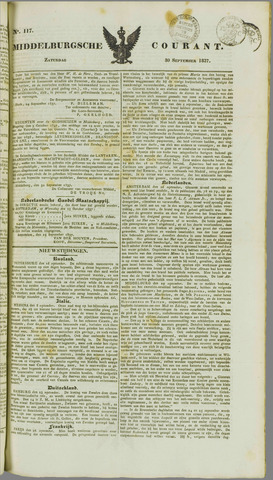 Middelburgsche Courant 1837-09-30