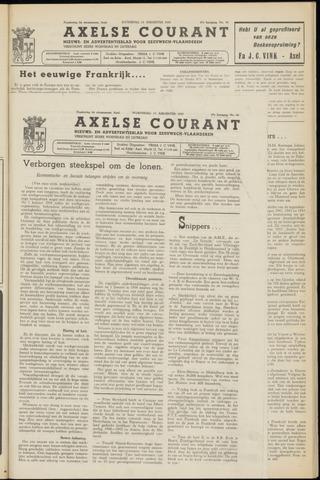 Axelsche Courant 1953-08-12