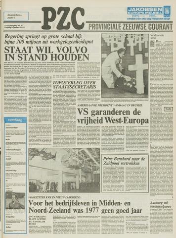 Provinciale Zeeuwse Courant 1978-01-06
