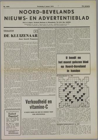 Noord-Bevelands Nieuws- en advertentieblad 1976-01-08