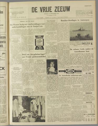 de Vrije Zeeuw 1961-09-12