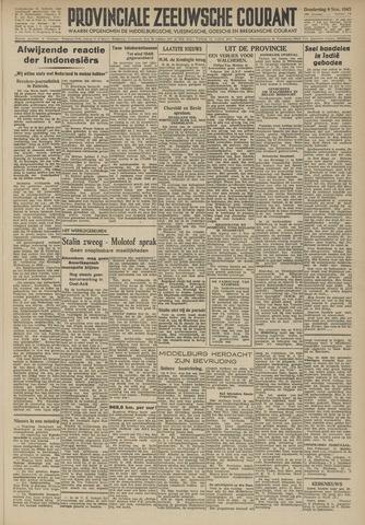 Provinciale Zeeuwse Courant 1945-11-08