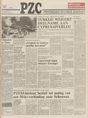 Provinciale Zeeuwse Courant 1975-02-06