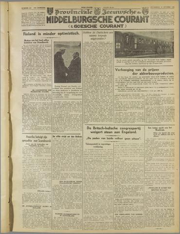 Middelburgsche Courant 1939-10-19
