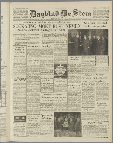 de Stem 1957-12-13