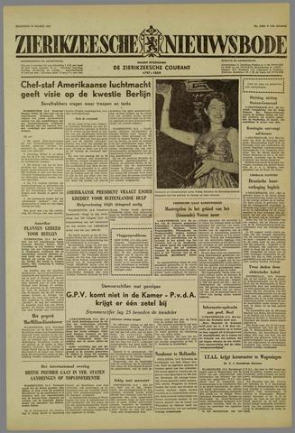 Zierikzeesche Nieuwsbode 1959-03-16