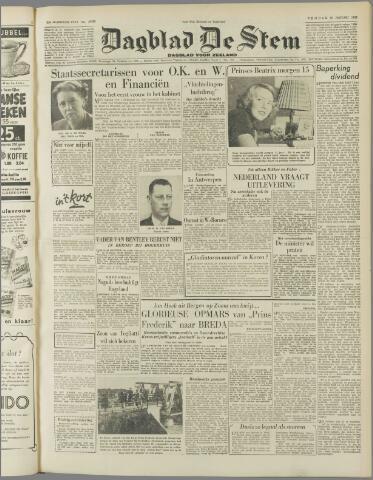 de Stem 1953-01-30
