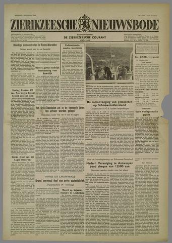 Zierikzeesche Nieuwsbode 1954-08-03