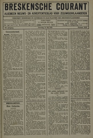 Breskensche Courant 1919-05-24