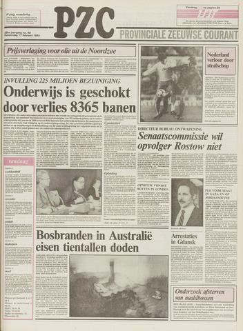 Provinciale Zeeuwse Courant 1983-02-17