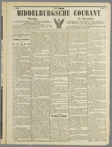 Middelburgsche Courant 1906-12-25