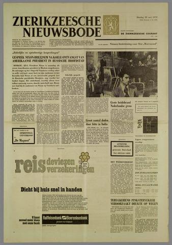 Zierikzeesche Nieuwsbode 1972-05-23