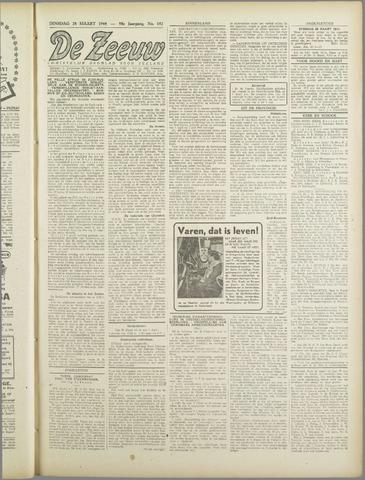De Zeeuw. Christelijk-historisch nieuwsblad voor Zeeland 1944-03-28
