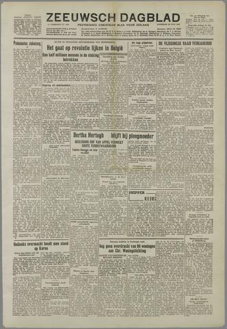 Zeeuwsch Dagblad 1950-07-29