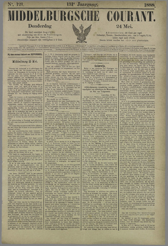 Middelburgsche Courant 1888-05-24