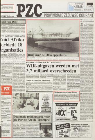Provinciale Zeeuwse Courant 1988-02-25