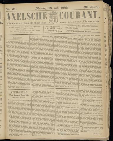 Axelsche Courant 1922-07-18
