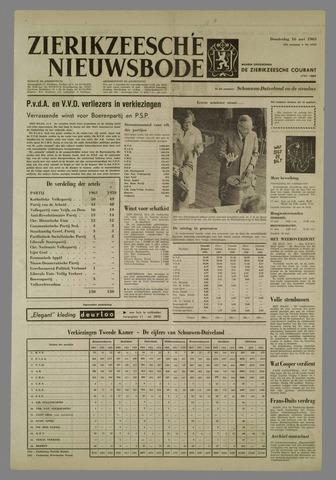 Zierikzeesche Nieuwsbode 1963-05-16