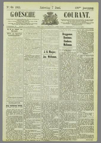 Goessche Courant 1913-06-07